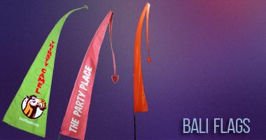 Bali Banners